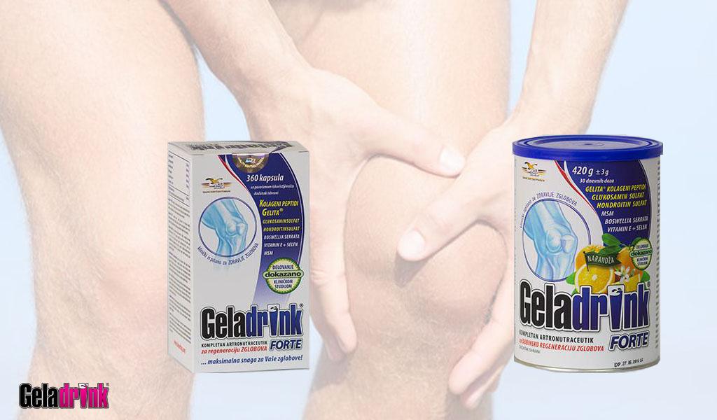 geladrink artroza răsucirea durerii articulare